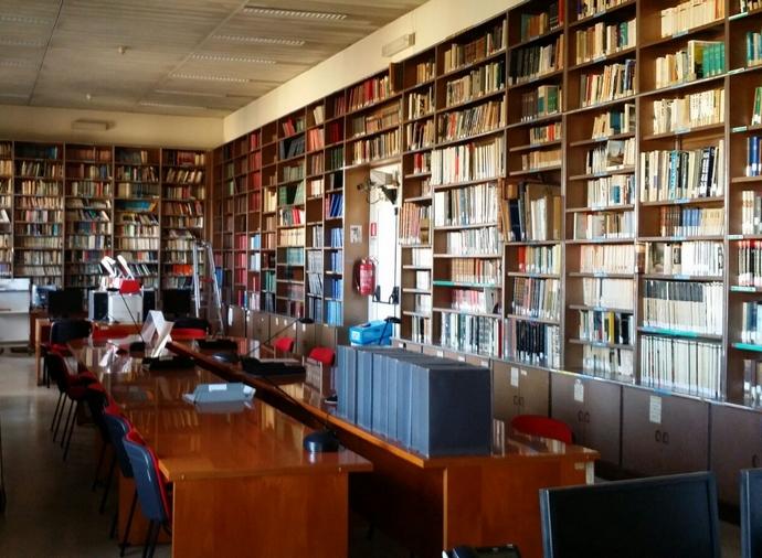 Biblioteca Luigi Chiarini del CSC