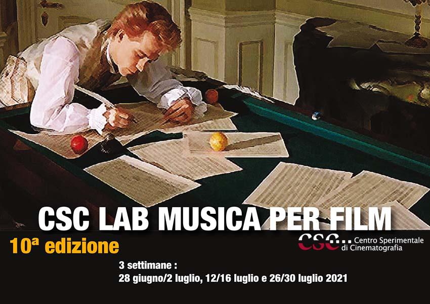 Lab Musica X edizione. 2021
