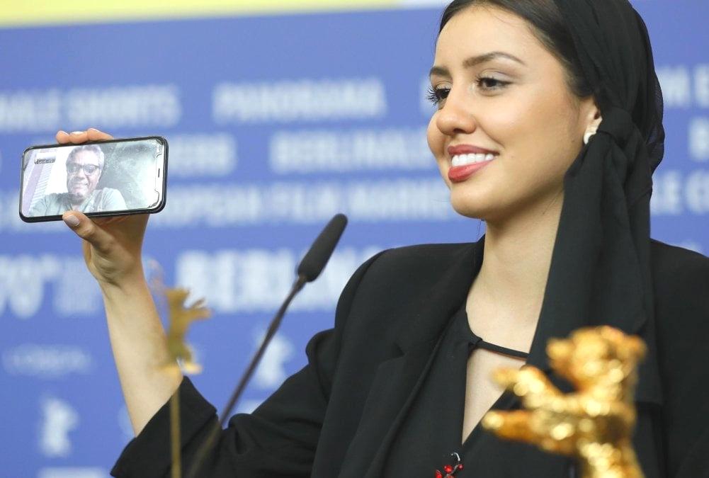 La figlia del regista iraniano Mohammad