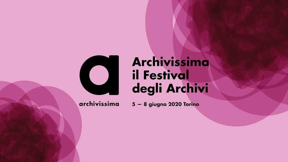 Locandina Archivissima 2020