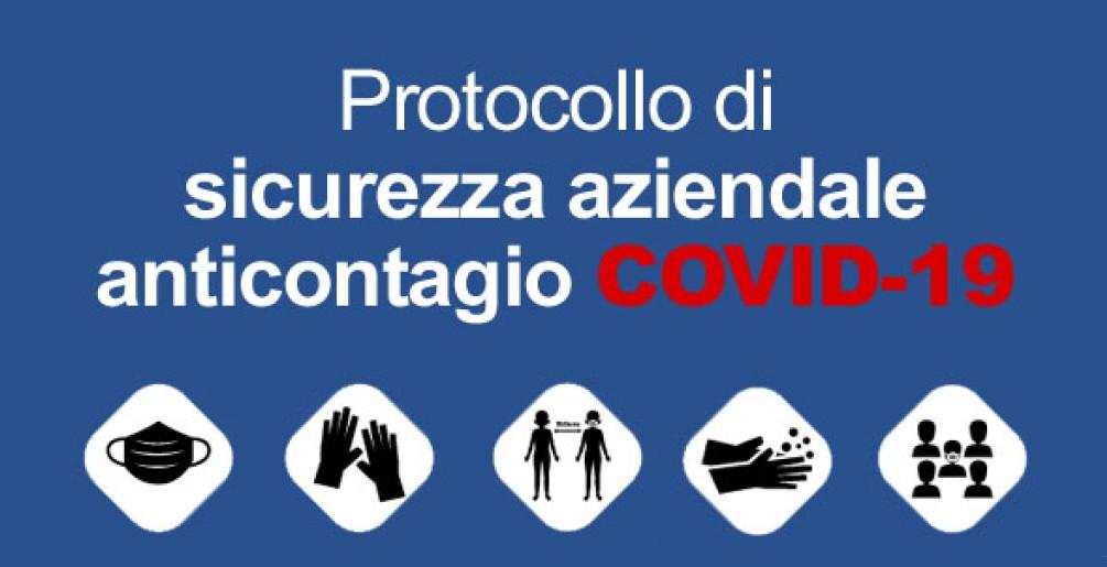 Protocollo anti contagio CSC