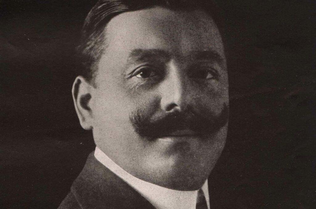 Il regista, sceneggiatore e attore Oreste Gheradini