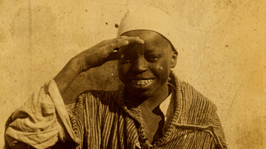 Guerra e pace, di Massimo D'an olfi e Martina parenti, immagine dagli archivi CSC-Cineteca Nazionale