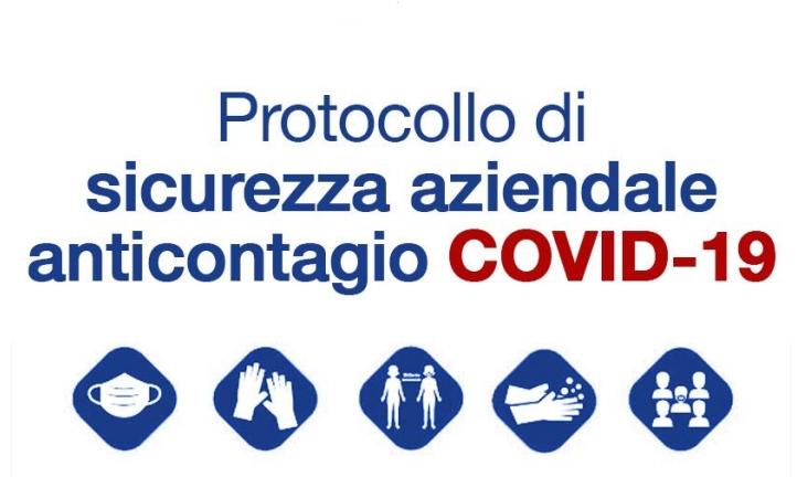 Protocollo di sicurezza aziendale anticontagio COVID !), aggiornamento 23 settembre