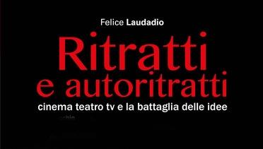 """Titolo del volume """"Ritratti e autoritratti"""""""