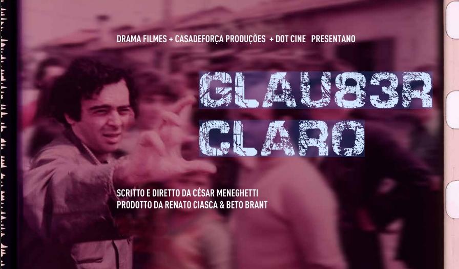 """""""Glauber, Claro"""" dell'ex allievo César Meneghetti (2020)"""