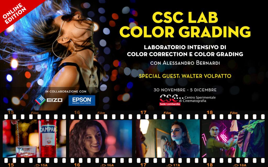 CSC Lab Color Correction 2020