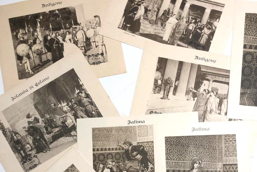 Materiali dal Fondo Pacelli, Biblioteca Luigi Chiarini