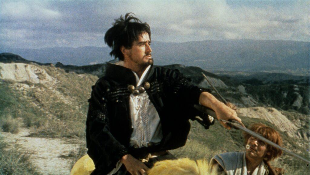 """Vittorio Gassman in """"L'armata Brancaleone"""", Mario Monicelli (1966)"""